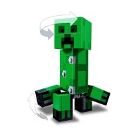 LEGO Minecraft BigFig Creeper ve Oselo 21156 - Thumbnail
