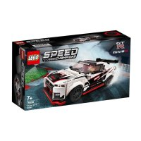 LEGO Speed Champions Nissan GT-R NISMO 76896 - Thumbnail